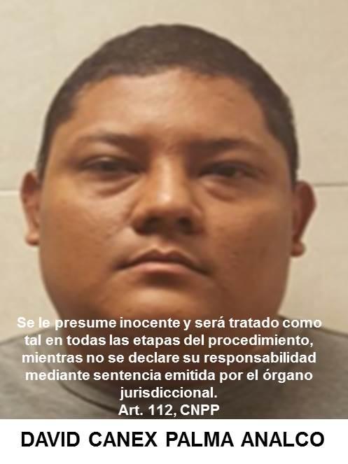 """¡Policía Federal captura a """"El David"""" líder de banda criminal que operaba en el estado de guerrero!"""
