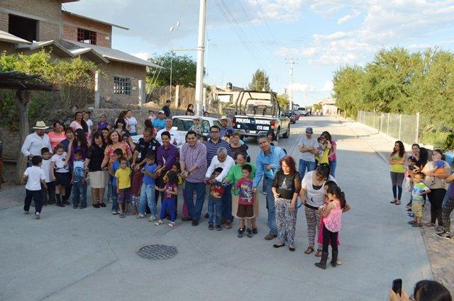¡La prioridad seguirán siendo las comunidades de Calvillo: Javier Luévano Núñez!