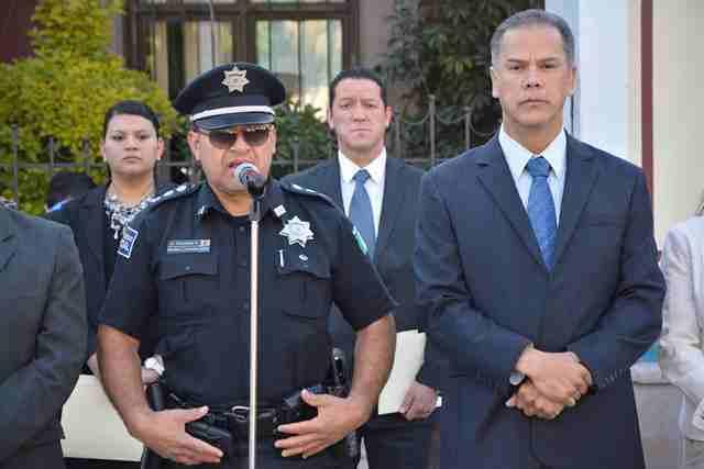 ¡Policía Municipal de Jesús María consigue excelentes resultados!