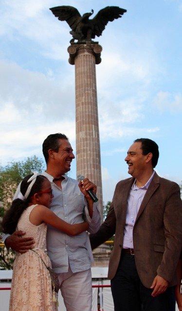 ¡Gobierno Municipal reunió a centenares de familias con motivo de celebración por el Día del Padre!