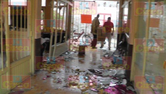 ¡Explosión en un consultorio dental en Fresnillo dejó una mujer lesionada!