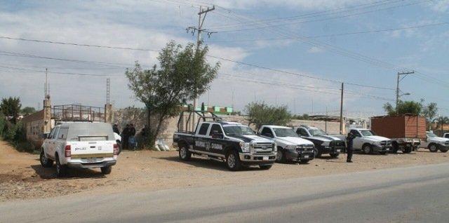 ¡De 3 balazos fue ejecutado un hombre afuera de una chatarrera en Guadalupe, Zacatecas!