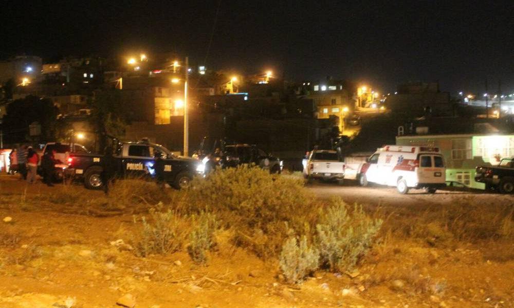 ¡Ejecutaron a 2 hermanos a balazos en Zacatecas!