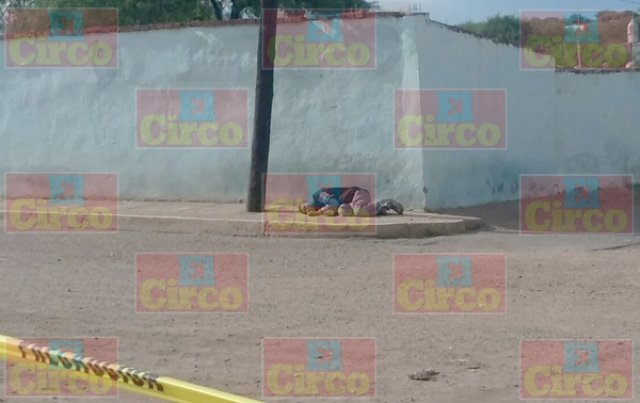 ¡Sujetos armados ejecutaron a un joven en Plateros, Fresnillo!