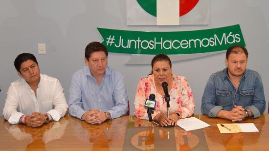 En el PRI, Valoran elementos para determinar si impugnan el triunfo de Martín Orozco