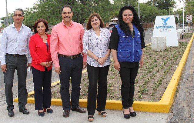 ¡Rehabilita el Municipio de Aguascalientes los espacios públicos en beneficio de la ciudadanía!