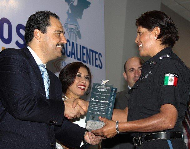 ¡Gobierno Municipal de Aguascalientes reconoce a personal con mayor antigüedad!