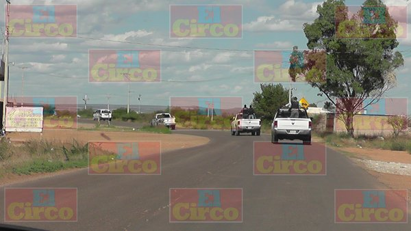 ¡Fuga masiva de reos de la cárcel distrital de Calera, Zacatecas!