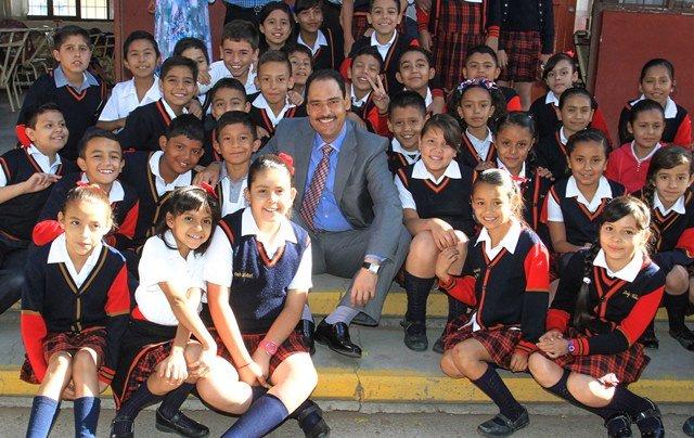 ¡Promueve Gobierno Municipal prácticas sustentables en instituciones educativas!
