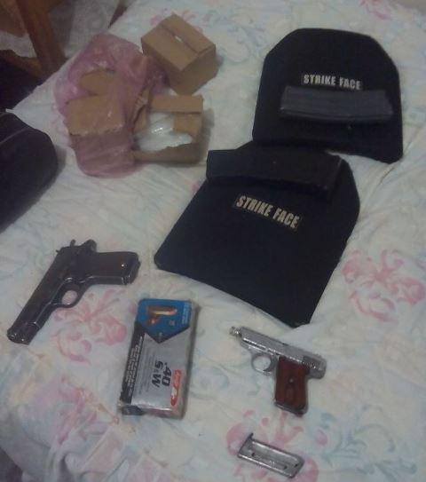 ¡La Fiscalía General desmembró célula delictiva que operaba en Encarnación de Díaz!