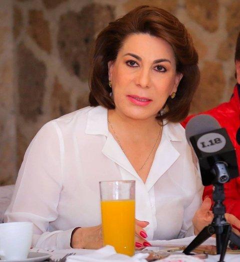 ¡Lorena Martínez solicitará el veto parcial de la ley 3 de 3!