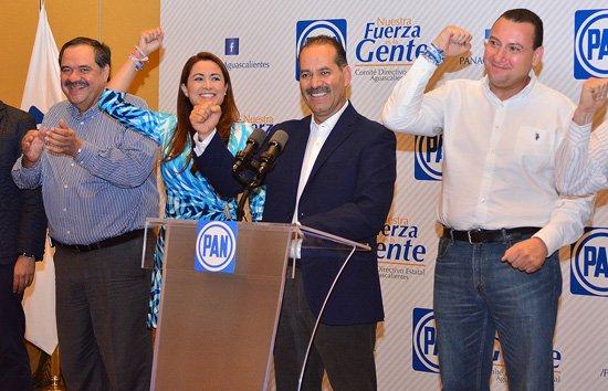 ¡Ya ganamos, Martín Orozco y Tere Jiménez ofrecen rueda de prensa para hablar de su triunfo!