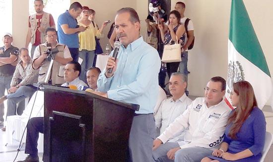 ¡Invita MOS a sus contendientes a sumar ideas y proyectos al nuevo gobierno de Aguascalientes!
