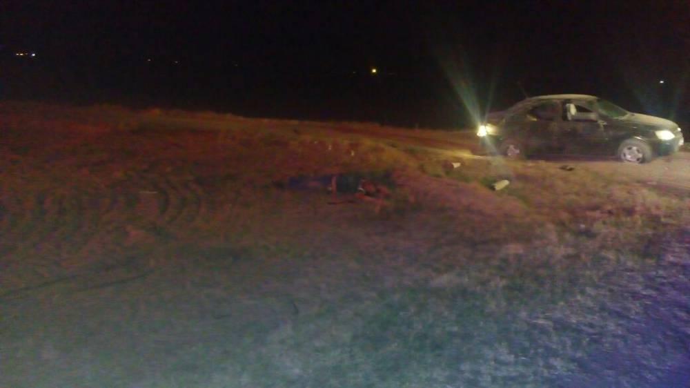 ¡Estudiante murió tras la volcadura de un auto en Loreto, Zacatecas!
