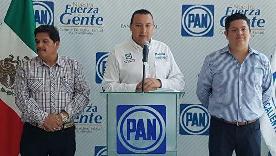 ¡No existen elementos para impugnar elección: dirigente del PAN en Aguascalientes!