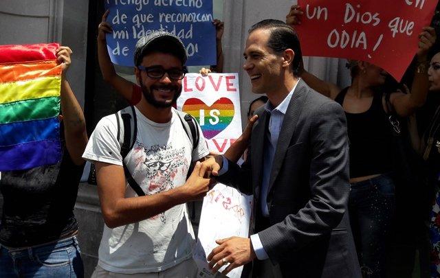 ¡Nosotros defendemos las libertades de los seres humanos: Oswaldo Rodríguez García!