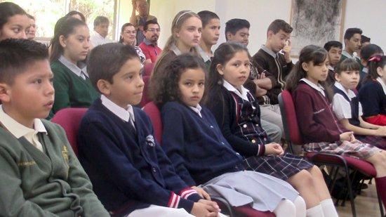 ¡Participan niños sobresalientes de Aguascalientes en fase regional de competencia internacional de robótica!