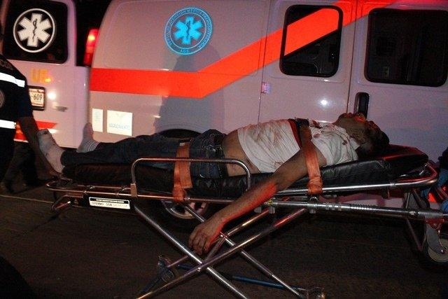 ¡Atropellado murió un hombre tras una riña en Aguascalientes!