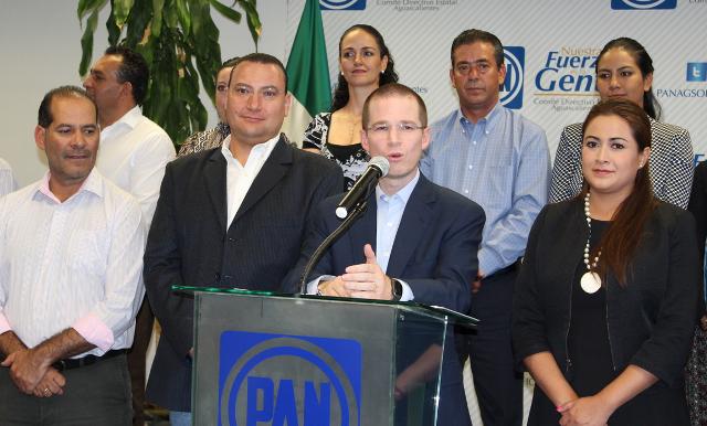 ¡Si el Gobierno Federal no se conduce con trasparencia en el caso de Oaxaca, se va a repetir la historia de Ayotzinapa: Anaya Cortés!