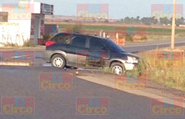 ¡Secuestraron a un agente de Tránsito en Calera, Zacatecas!