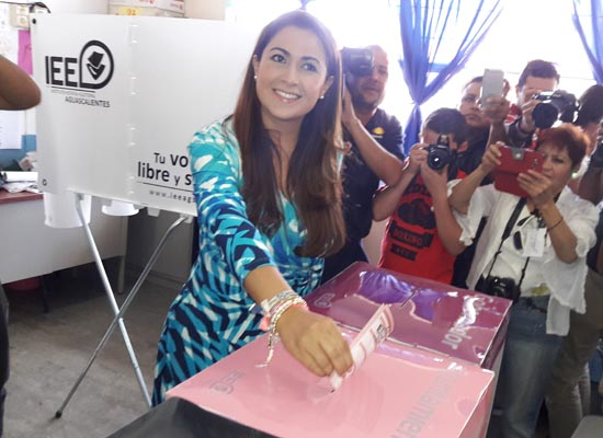 ¡Tere Jiménez hizo un llamado a los partidos políticos para que respeten los resultados y la voluntad ciudadana!