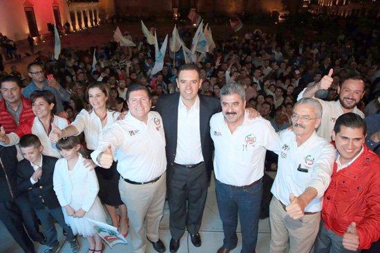 ¡Triunfo contundente de Alejandro Tello en Zacatecas!
