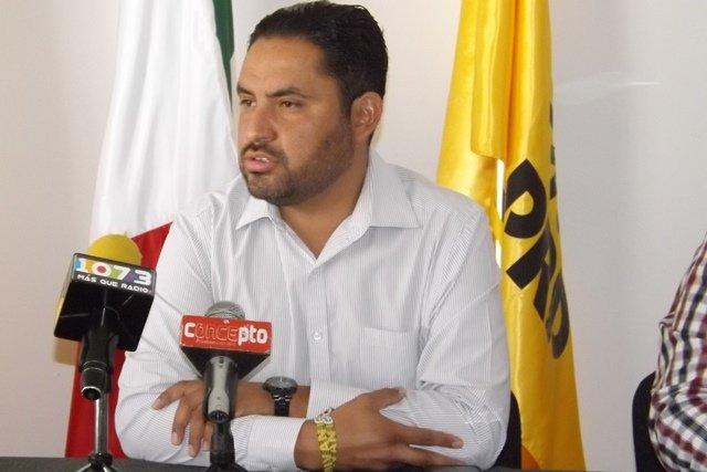 ¡Salida de Basave no afecta planes del PRD: Emanuelle Sánchez Nájera!