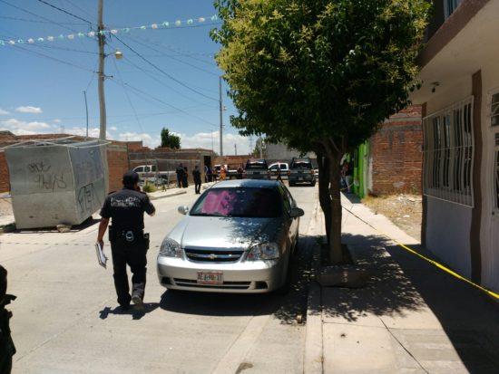 Se mató de un balazo en la cabeza en Aguascalientes