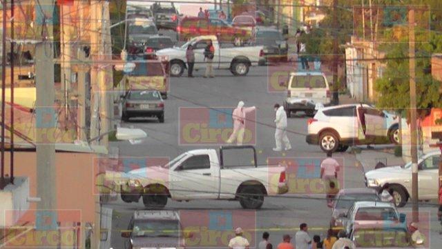 ¡Matan a presunto secuestrado en enfrentamiento-persecución en Fresnillo, Zacatecas!