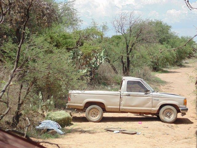 ¡1 muerto y 4 lesionados tras la volcadura de una camioneta en Aguascalientes!