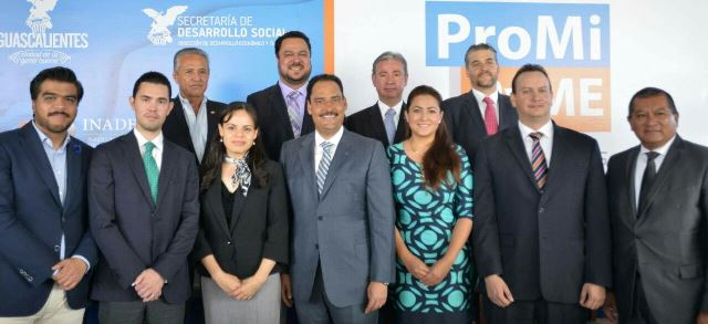 ¡Fortaleceremos el apoyo a la pequeña y mediana empresa de Aguascalientes: Tere Jiménez!