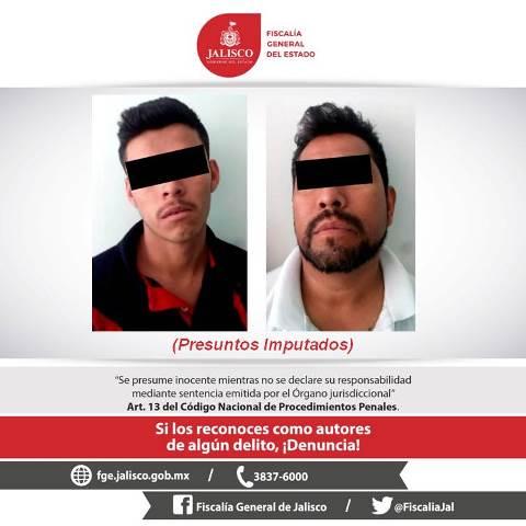 ¡Detuvieron a 2 secuestradores en Zapopan y liberaron a un plagiado!
