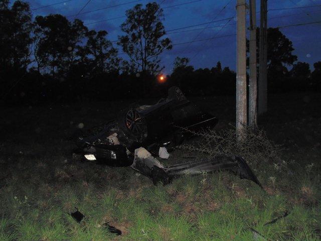 ¡5 lesionados, uno grave, tras la volcadura de un automóvil en Aguascalientes!