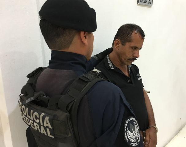 """¡La Policía Federal capturó a Alberto y/o Edilberto Bravo Barragán, """"El Gavilán"""", líder de un grupo delictivo con sede en Guerrero!"""