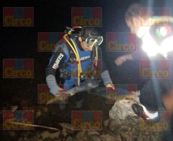 ¡Hombre murió ahogado en una presa en Fresnillo!