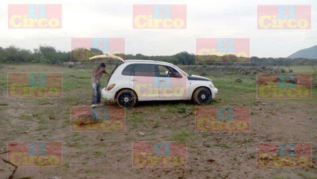 ¡Jóvenes leoneses fueron asaltados en Lagos de Moreno y despojados de su vehículo!