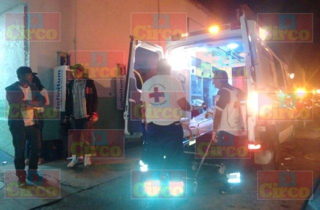 ¡Joven se baleó e hirió accidentalmente con una escopeta en Lagos de Moreno!