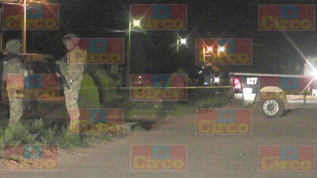 ¡Secuestraron a un joven y balearon a otro así como unas casas en Fresnillo!