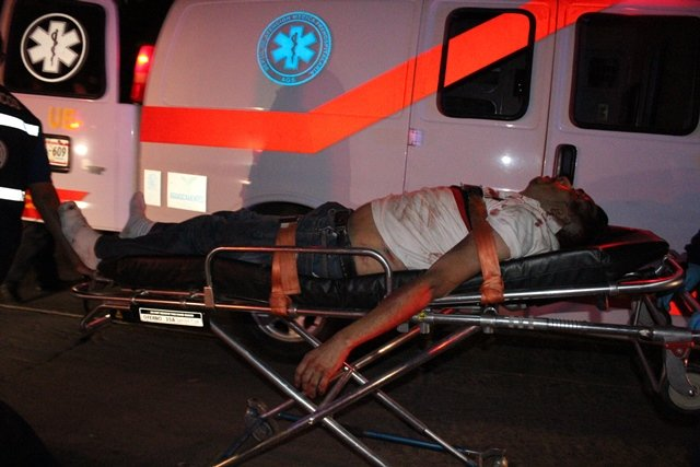 ¡Detuvieron a sujeto que asesinó a otro en Aguascalientes atropellándolo intencionalmente!