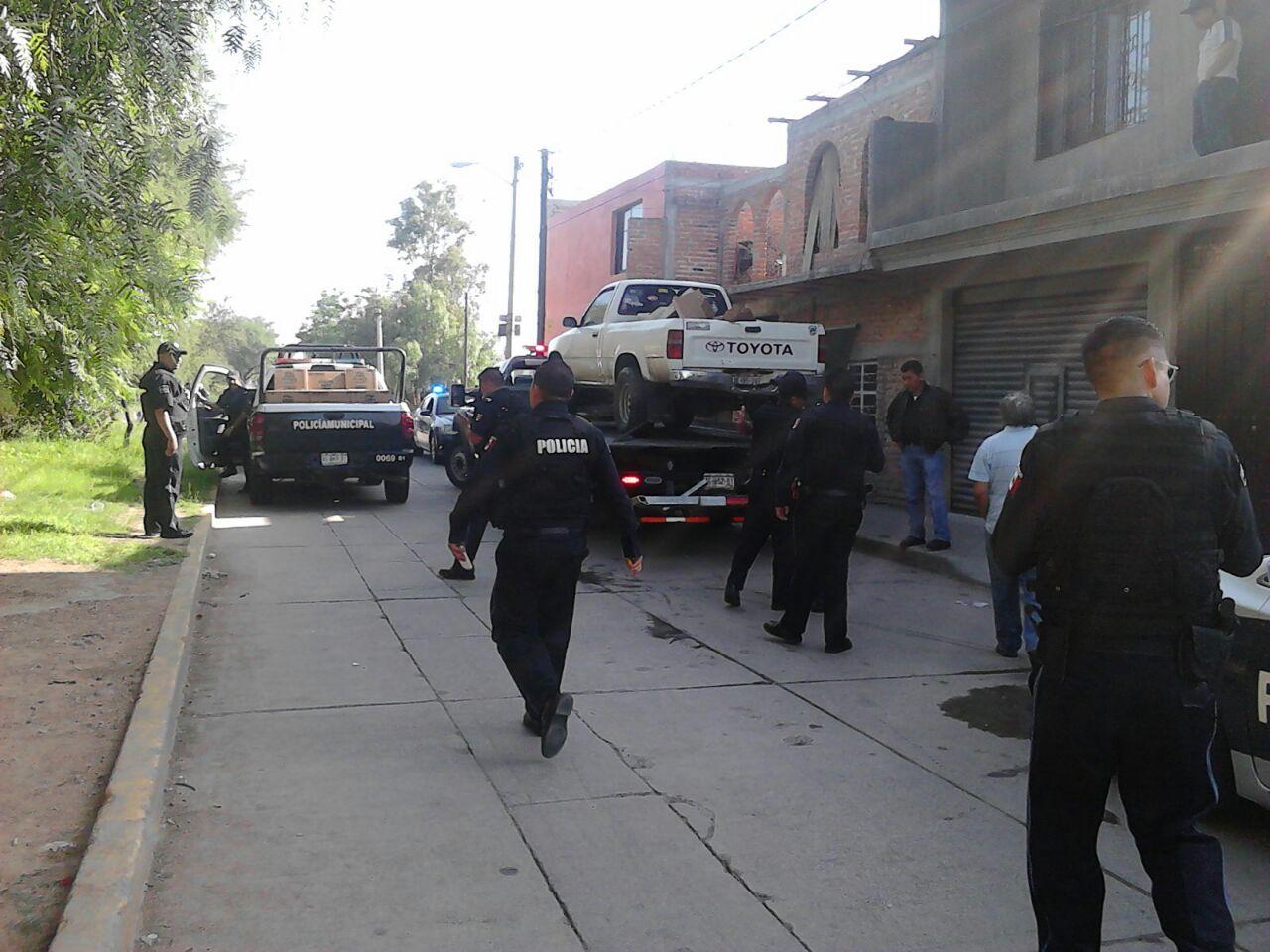 ¡Un sujeto fue detenido tras enésimo saqueo al tren en Aguascalientes!