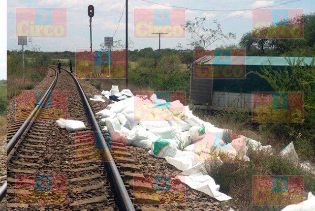 ¡Capturaron a 4 asaltantes del tren en Encarnación de Díaz, Jalisco!