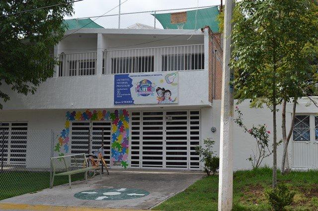 """¡Peligro: la guardería """"El Maravilloso Mundo de los Niños"""" opera con irregularidades en Rincón de Romos!"""