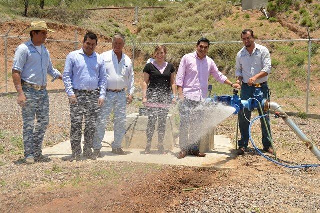 ¡Habilitan nuevo pozo para mejorar abasto de agua en colonias de Calvillo!