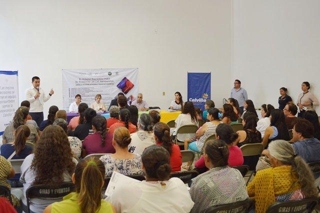 ¡Hoy la sociedad de Calvillo es participativa: Javier Luévano Núñez!