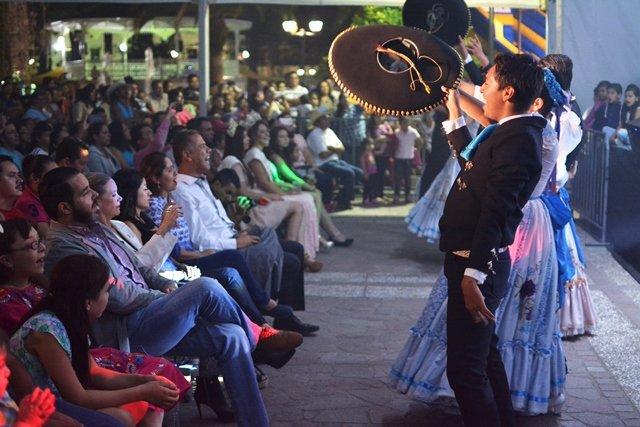 ¡Fuerte cierre de las actividades de la Feria de los Chicahuales!