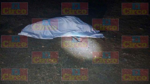¡Adulto mayor fue ejecutado afuera de su casa en Pánuco, Zacatecas!