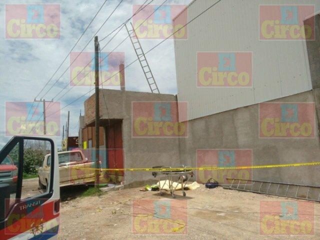 ¡Joven trabajador murió electrocutado en Lagos de Moreno!