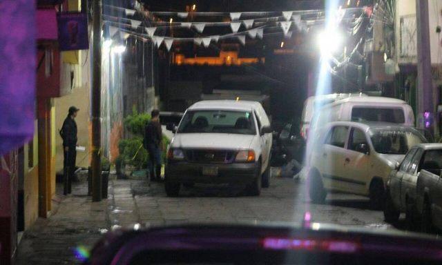¡A bordo de un auto ejecutaron a balazos a 3 jóvenes en Zacatecas!