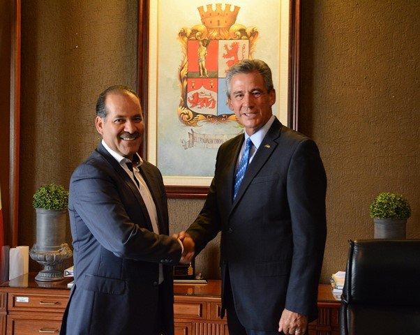 ¡Escribiremos una nueva historia del desarrollo económico de Aguascalientes: Martín Orozco!