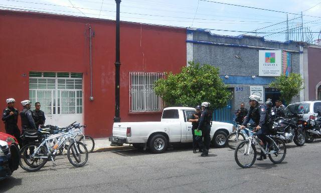 ¡Hallaron cartuchos útiles en una camioneta en la Zona Centro de Aguascalientes!